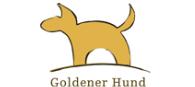 Goldener Hund